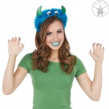 Slimie Monster Haarreif - vlasová spona