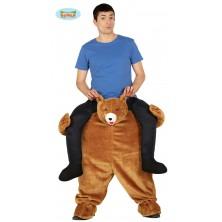 Nesúci medveď - kostým