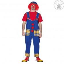 Klaunské nohavice pre dospelých