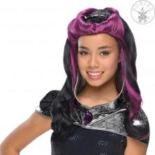 Raven Queen Wig - detská parochňa