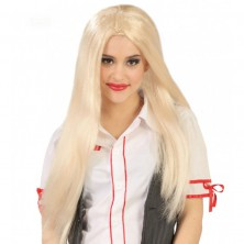 Parochňa dlhá blond
