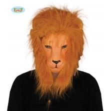 Maska leva s hrivou