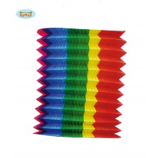 Lampión farebný 20 cm