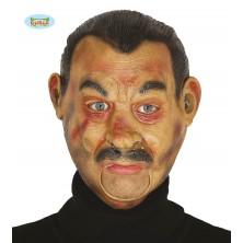 Maska muž s fúzami