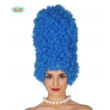 Modrá paruka Marge
