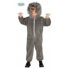 Kostým vlka - detský