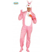 Zajačik ružový - kostým