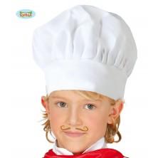 Kuchárska čapica detská