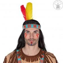 Indiánska čelenka vel. 58