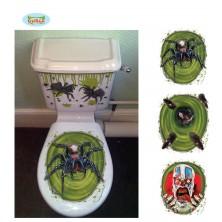 WC samolepka