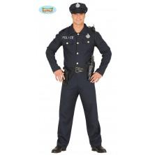 Kostým policajta - POLICE