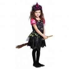 Magická čarodejnica - karnevalový kostým
