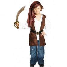 Malý pirát - detský karnevalový kostým