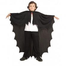 Karnevalový kostým - upírie plášť univ.veľkosť (756)