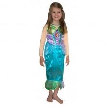 Kostým Arielle Glitter