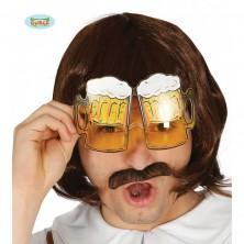 Okuliare pivo