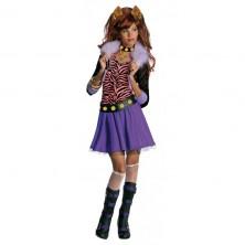 Clawdeen Wolf - kostým Monster High - licenčný kostým