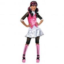 Draculaura - kostým Monster High - licenčný kostým