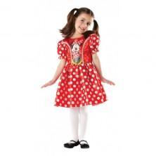 Red Minnie Clasic - licenčný kostým