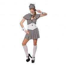 Karnevalový kostým Miss Detektív