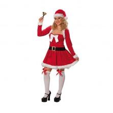 Vianočný kostým dámsky
