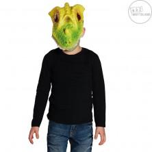 Detská maska dinosaur