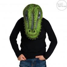 Detská maska krokodíl