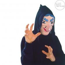 Maska čarodejnica s šatkou