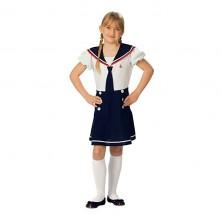 Malá námorníčka - kostým na karneval