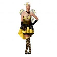 Sexy včielka - karnevalový kostým