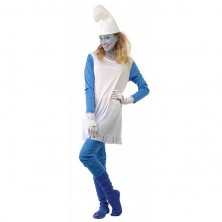 Šmolinka - kostým