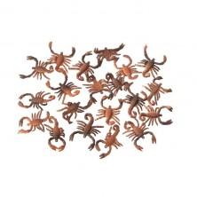 20 škorpiónov 5 cm