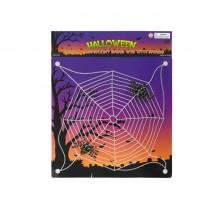 Pavúky sa sieťou
