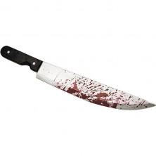Zkrvavený nůž