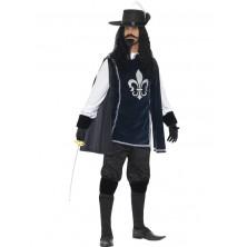 Mušketýrský kostým pánský