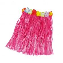 Hawai sukňa ružová 50cm