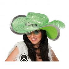 Dámsky Hippie zelený