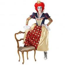 Kostým Red Queen of Hearts Disney - licenčný kostým