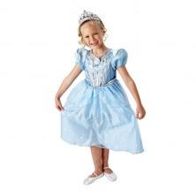 Kostým Sparkle Cinderella  - licenčný kostým