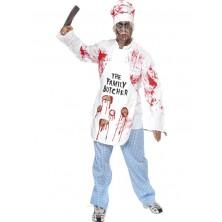 Halloween kostým kuchára