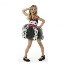 Kostým Hannah Montana Puff Ball - licenčný kostým