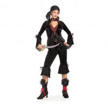 Baroque Pirate - kostým