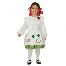 Dievčenský karnevalový kostým