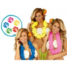 Havajský veniec mix farieb