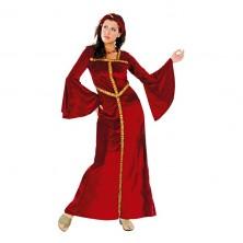 Stredoveká dáma - kostým