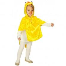 Kuriatko pelerína - detský karnevalový kostým