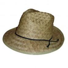 Slamený klobúk záhradnícky