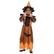 Polnočná čarodejnica oranžová