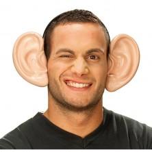Obrie uši na spone