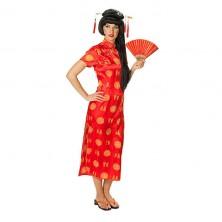 Čínske dievča - kostým